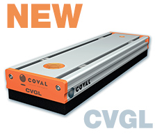 New Vacuum Gripper CVGL Series